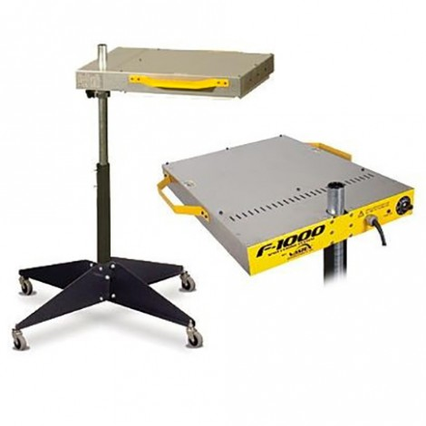 Screen printing studio equipment