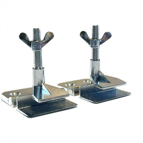 HINGE CLAMPS FOR SCREEN PRINTING (PRICE FOR TWO)
