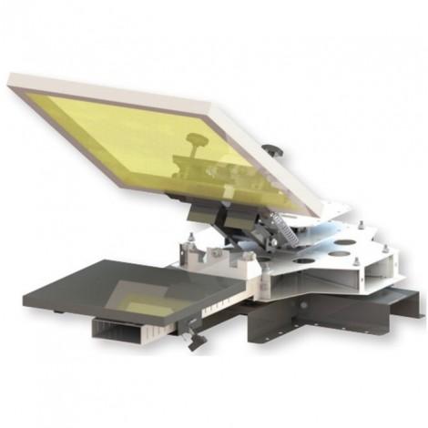Press VASTEX V-100 1 TABLE 1 COLOR