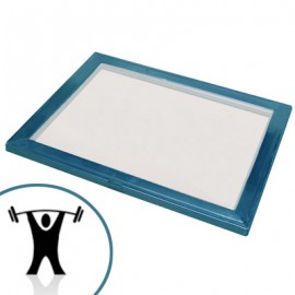 Stretched SC1 metal Screen Printing Frame
