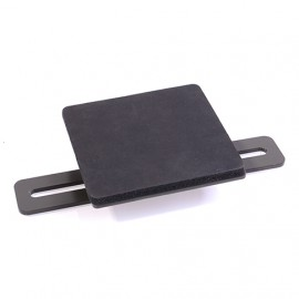 SECABO HEAT PRESS PLATE. PLATE MEASURE 15 CM X 15 CM