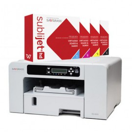 Sublijet HD Sublimation Cartridges for Virtuoso System