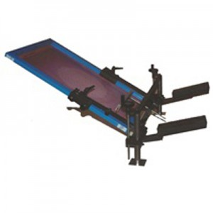 Manual Screen Printing MOD. BASE WITHOUT WOODEN BASE MAX FRAME FORMAT 60X60 CM