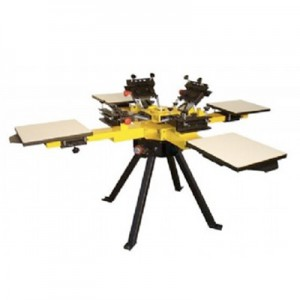 MANUAL CAROUSEL VASTEX MODULAR 4 TABLES 4 COLORS