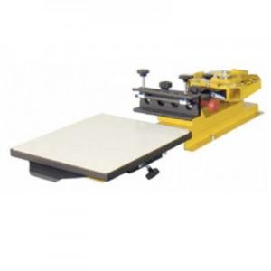 VASTEX MODULAR MANUAL PRESS 1 TABLE - 1 COLOR