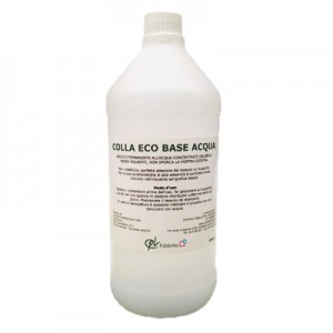 WATER BASED ECO GLUE - REFILL 1 LT CONCENTRATED