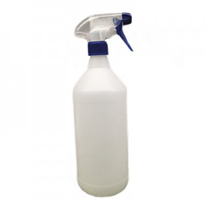 Empty Bottle 1 LT with Sprayer for Screen Printing Eco Glue