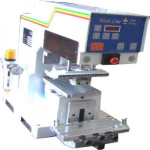 1 COLOR PNEUMATIC TAMPOGRAPHY MACHINE