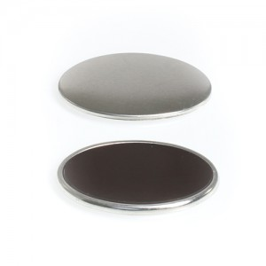 100 OVAL MAGNETS 45 MM x 69 MM