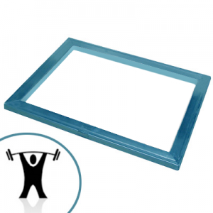 SC1 metal screen printing frame