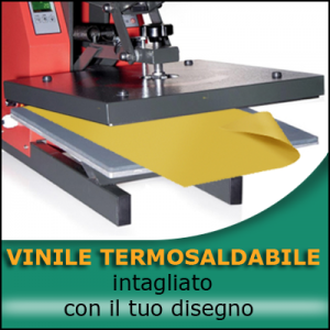 Heat-sealable vinyl cutting service from your file