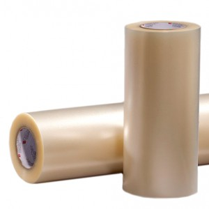 APPLICATION TAPE THICKNESS 100 my 100 MT X 61 CM (PRICE FOR ROLL)