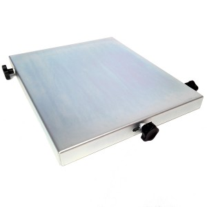 MICROADJUSTABLE PRINTING STATION - 42 X 50CM - FOR SILVER STARTUP