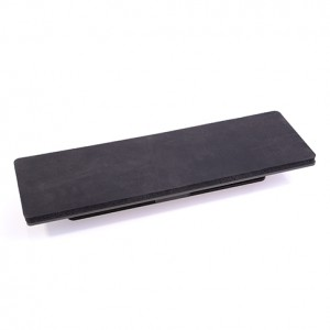 SECABO HEAT PRESS PLATE. PLATE MEASURE 12 CM X 38 CM