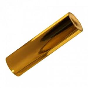 GOLD FOIL ALUFIN H. 75 (PRICE FOR ROLL 122 MT)