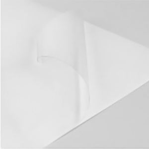 LASER PRINTABLE ADHESIVE POLYESTER - GLOSSY TRANSPARENT - PACK OF 50 A4 SHEETS