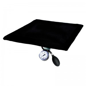 PLATE WITH MANOMETER - BASE 47x57 CM FOR TC7, TPD7, TS7