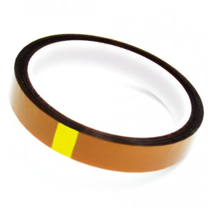 HEAT RESISTANT GOLD TAPE