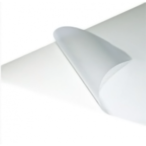LASER PRINTABLE ADHESIVE POLYESTER - MATT TRANSPARENT - PACK OF 50 A4 SHEETS