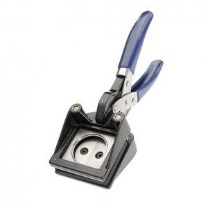 ROUND CUT PAPER SCISSOR - FOR PINS OF DIAMETER 25 MM