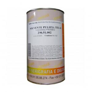 SOLVENT FOR FRAME CLEANING 52 SP 1.2 LT