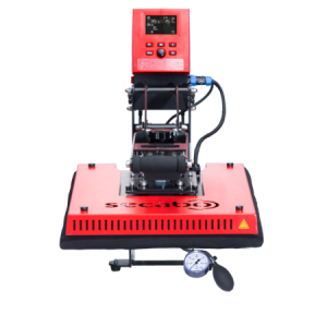 TC5 SMART SECABO MANUAL HEAT PRESS WITH BLUETOOTH and MANOMETER