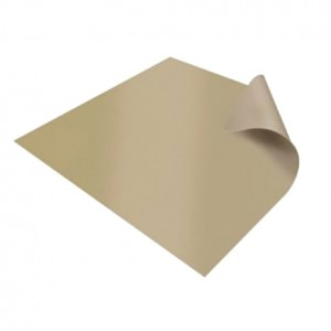 TEFLON FOR NON-ADHESIVE HEAT PRESS H. 1500 MM. PRICE AT LINEAR MT.