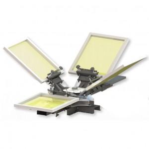 Manual Press VASTEX V-100 1 TABLE 4 COLORS