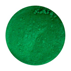 BIOBASE PIGMENT IN BRIGHT GREEN POWDER 25 GR (PRICE FOR PACK)